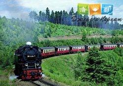 Поезд Днепропетровск - Трускавец